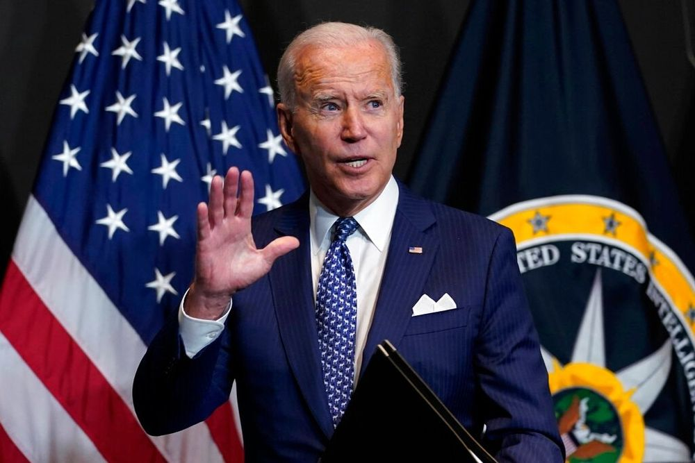 Biden Accuses Russia of Already Interfering in 2022 Election