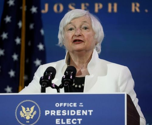 Janet Yellen is First Woman to Lead US Treasury Department