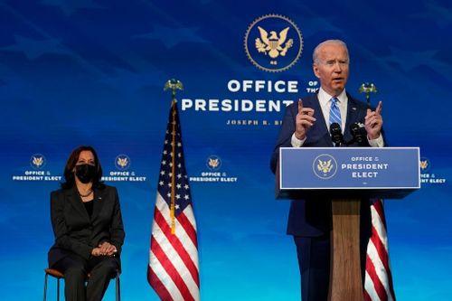 Biden Announces $1.9 Trillion Coronavirus Relief Package