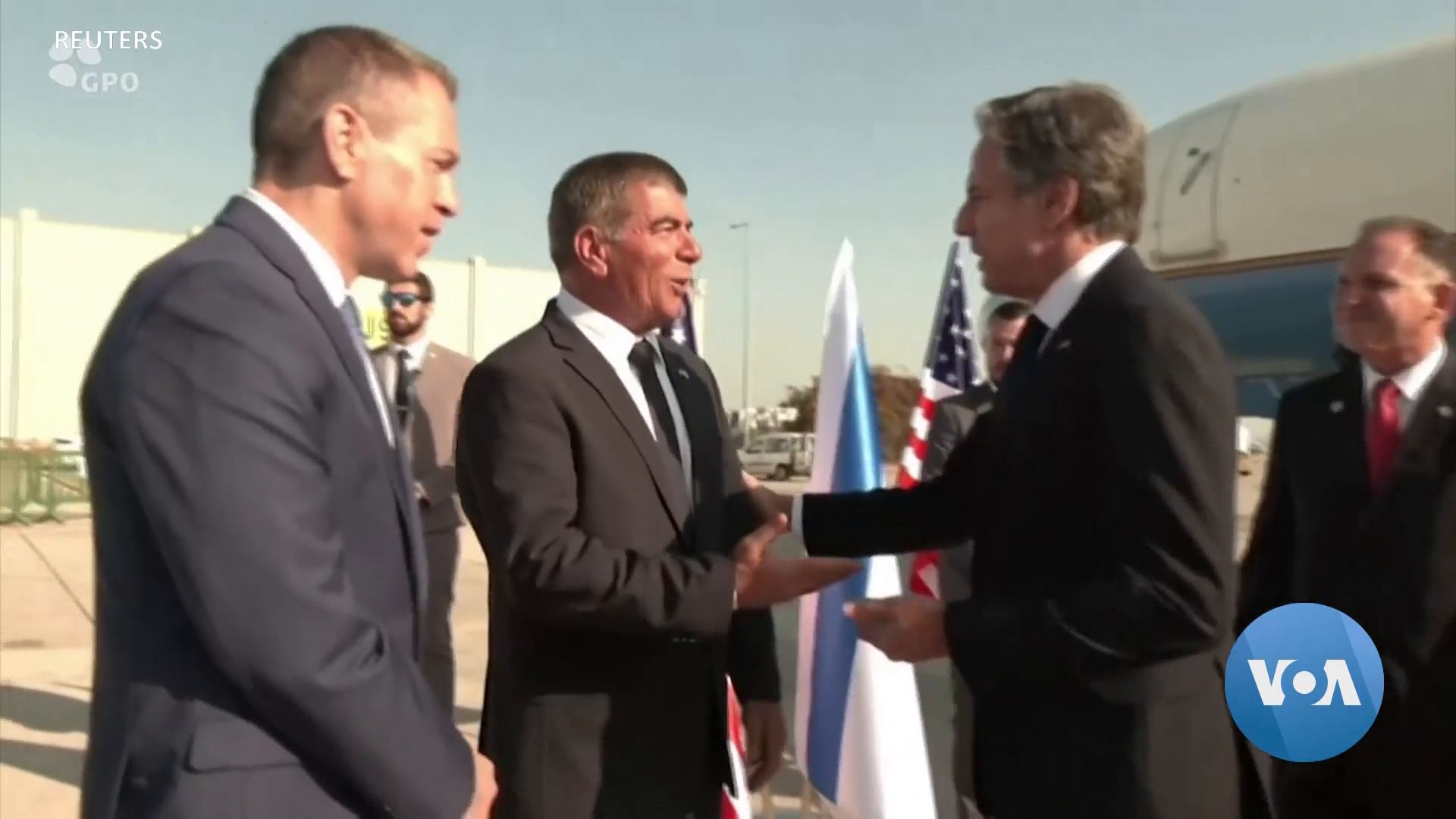 Blinken Works to Build More Lasting Bridges as Israeli Palestinian Cease-fire Takes Hold
