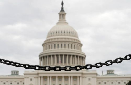 House Passes Stopgap Funding Bill, Averting Shutdown