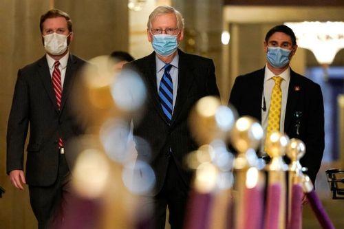 In a First, Congress Overrides Trump Veto of Defense Bill