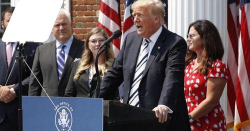 Watch: Former President Donald Trump speaks live in Arizona