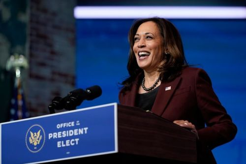 Harris to Be Sworn In by Justice Sotomayor at Inauguration