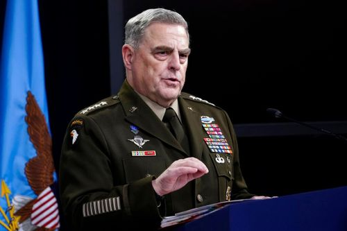 White House Defends Top General Who Voiced Trump Concerns