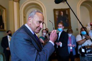 Schumer: US Senators Will 'Get the Job Done' on Infrastructure