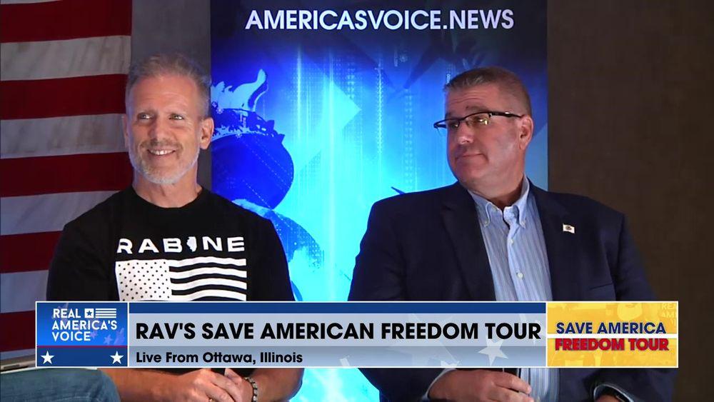 Save America Freedom Tour Ottawa Illinois Part 2