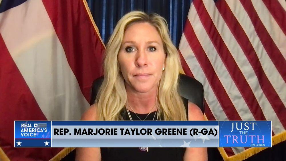 Jenna Ellis is Joined By Congresswoman Marjorie Taylor Greene