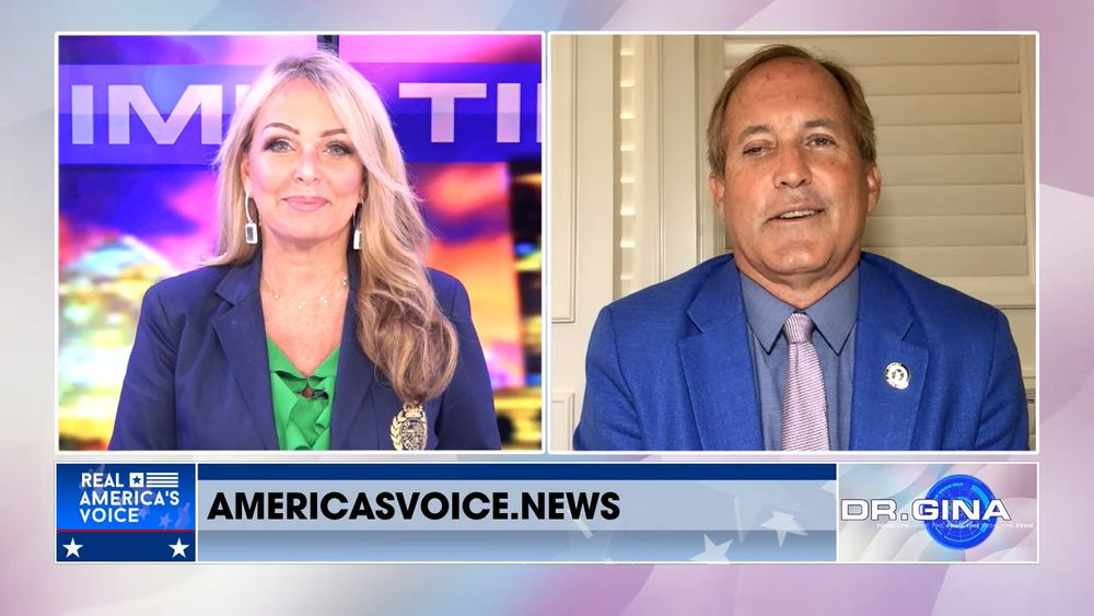 Texas AG Ken Paxton Joins The Show