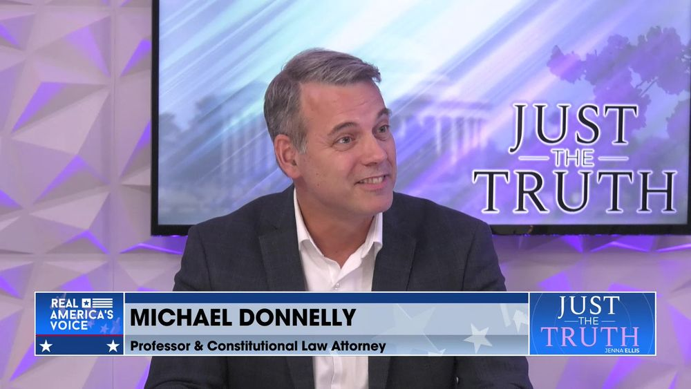 Jenna Ellis is Joined By Constitutional Law Attorney, Michael Donnelly Part 1