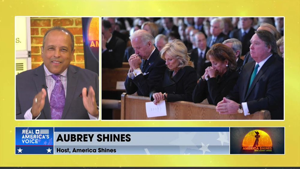 Face Of America, With Aubrey Shines - Joe Biden, The Occupier of the White House