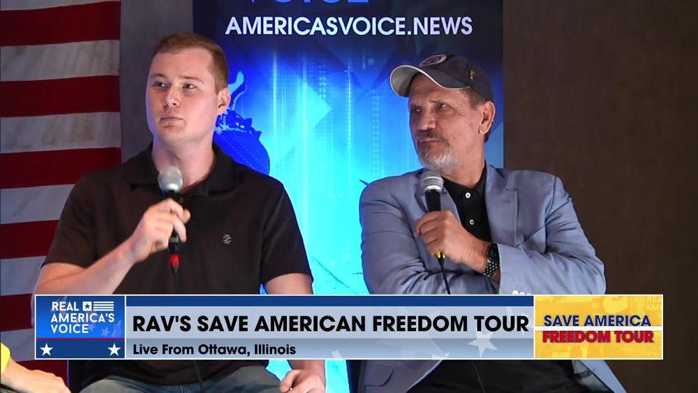 Save America Freedom Tour Ottawa Illinois Part 3