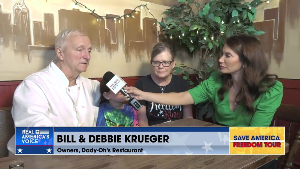Bill and Debbie Krueger Owners, Dady-Oh's Restaurant Join the Show