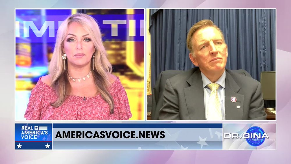 Guest Ron Meyer and Paul Gosar Joins Dr. Gina Prime Time