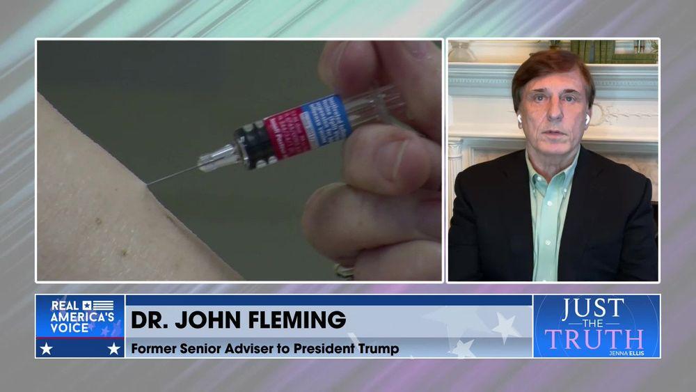 Jenna Ellis is Joined By Former Senior Advisor to President Trump , Dr. John Fleming