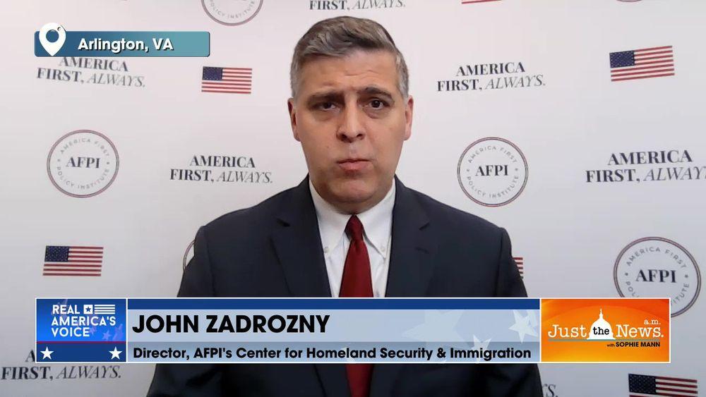 John Zadrozny - VP Kamala Harris visits Guatemala - Guatemala President blames US for migrant influx