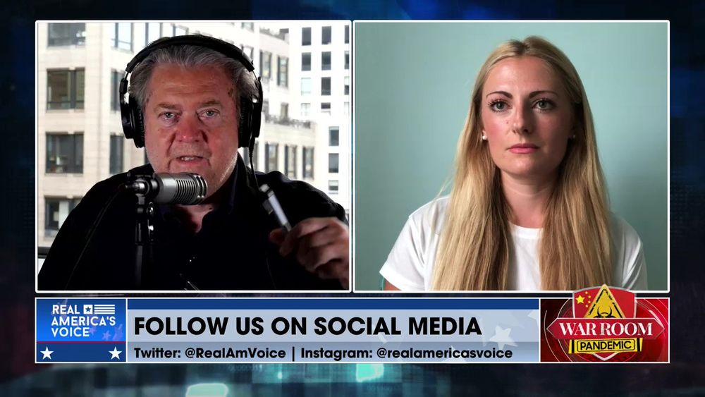 War Room Pandemic with Stephen K Bannon Episode 1067 Part 3