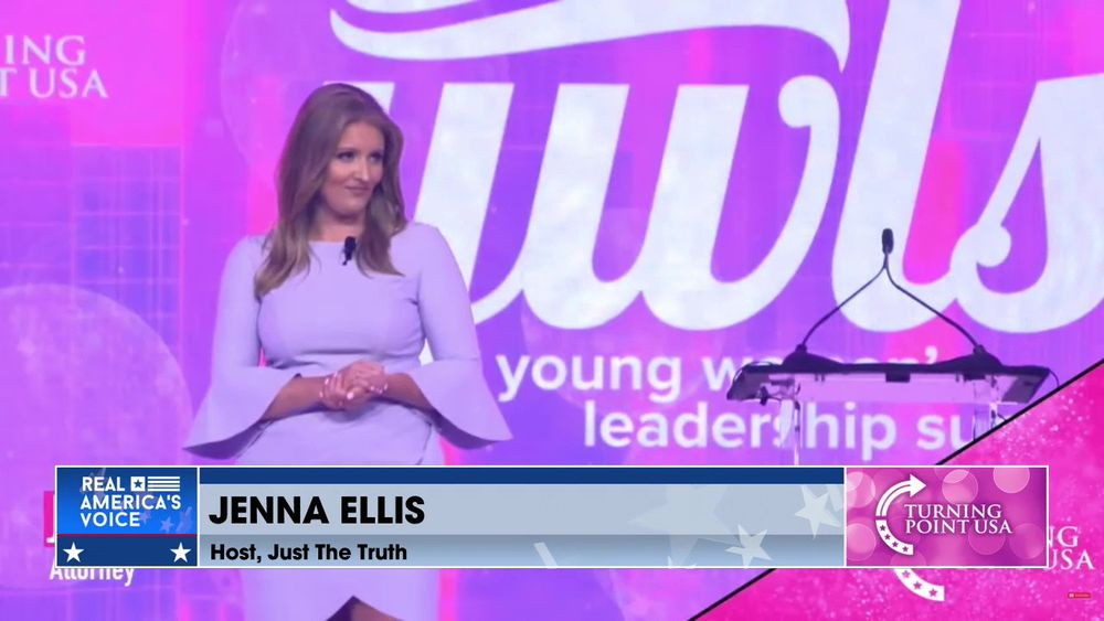 TPUSA Young Womens Leadership Summit Day 4 Part 2