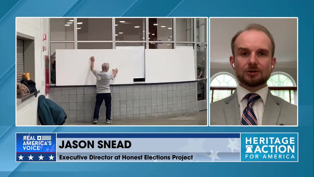 Securing Our Elections: Protecting Your Vote Pt 2 - Hosted By John Solomon
