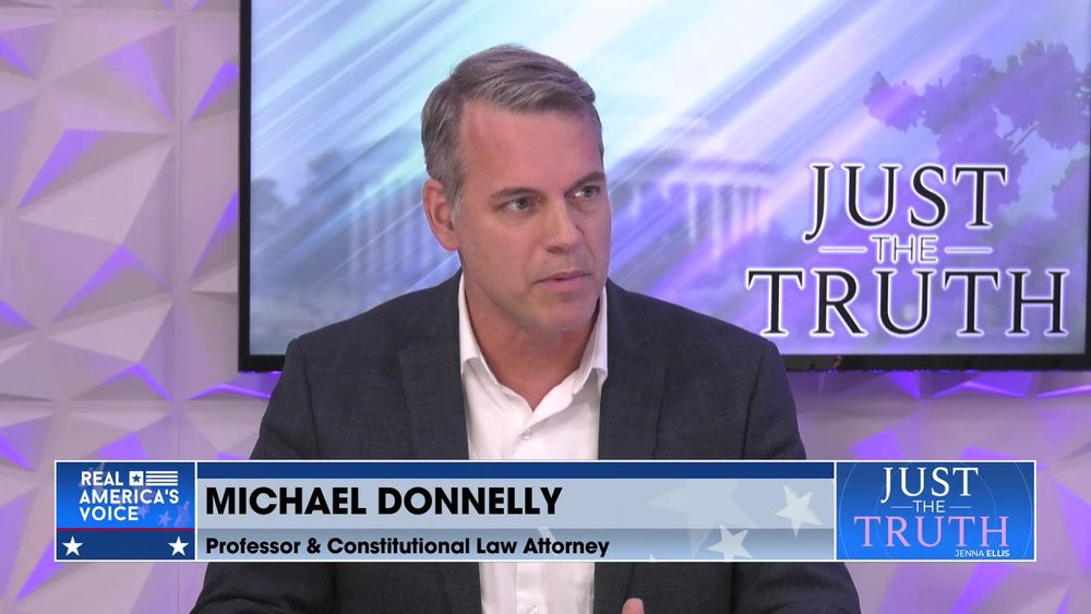 Jenna Ellis is Joined By Constitutional Law Attorney, Michael Donnelly Part 4