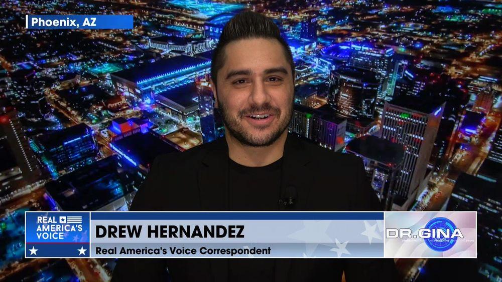 Drew Hernandez Breaks Down UFO Sightings