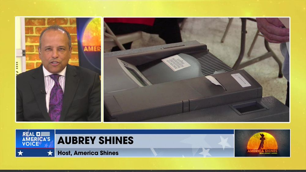 Aubrey Shines explains why election integrity is so important.