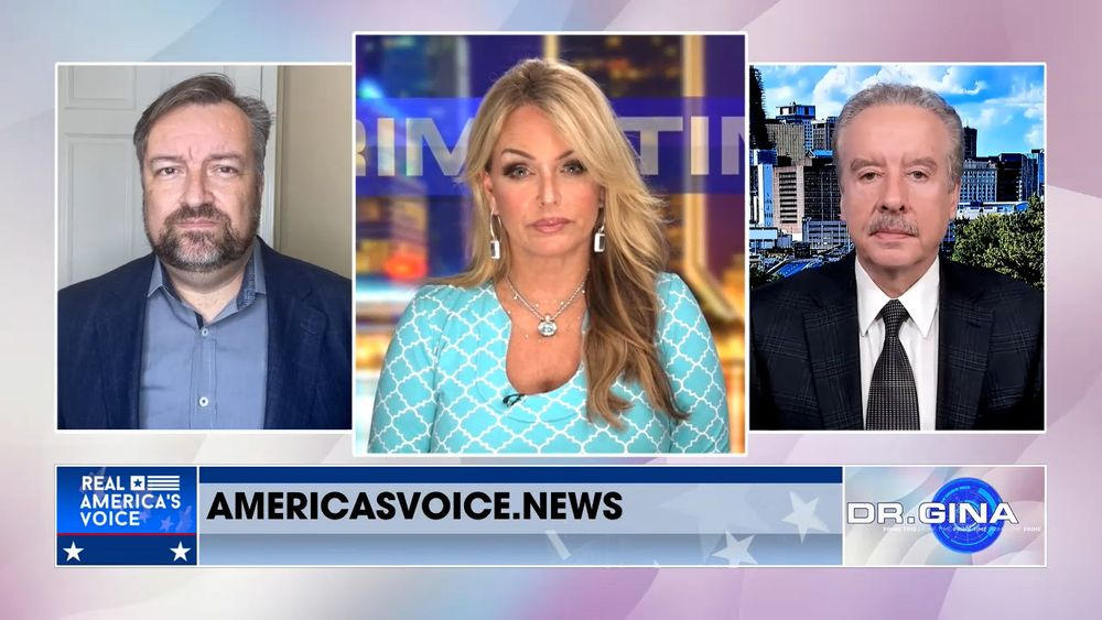 Justin Hart and Tom Borelli Join Dr. Gina Prime Time