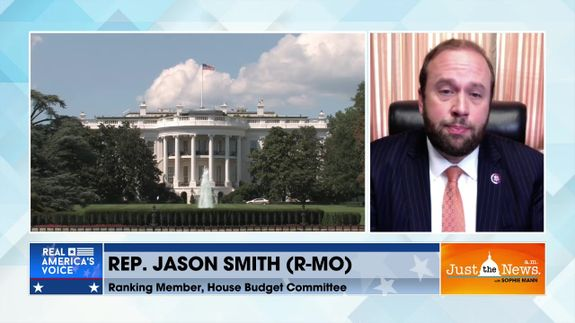 Rep. Jason Smith - Senate Infrastructure deal in question because of progressive demands