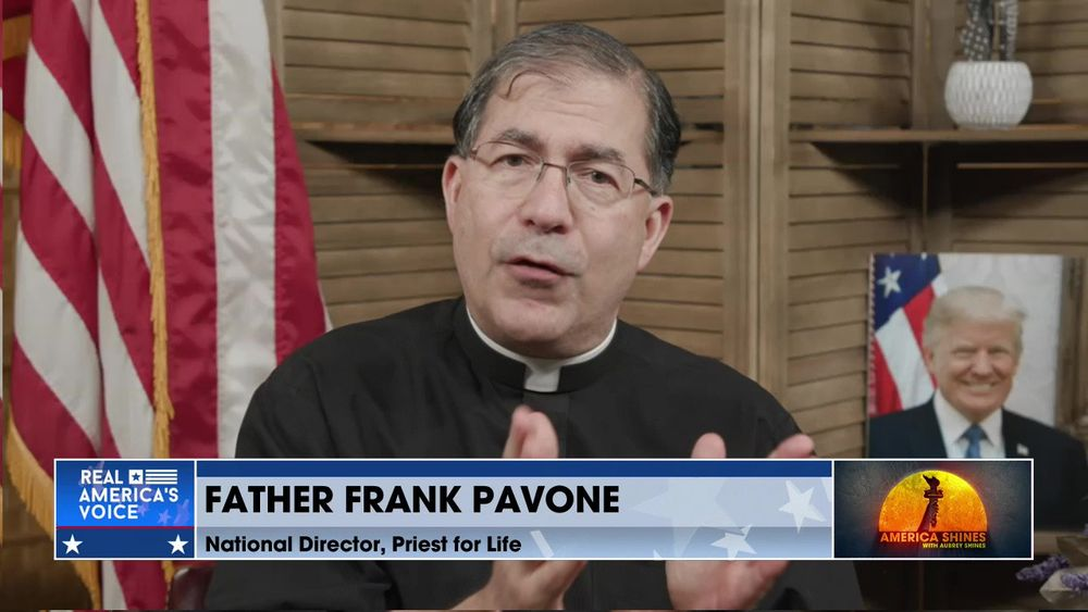 Aubrey Shines is Joined by National Director of Priests for Life, Father Frank Pavone Pt 1