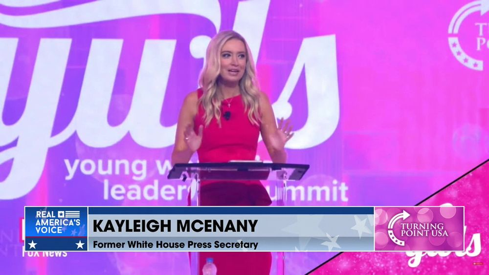 TPUSA Young Womens Leadership Summit Day 4 Part 3