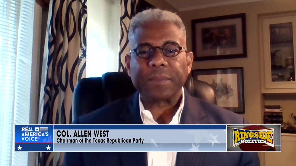 Col. Allen West July 1 2021
