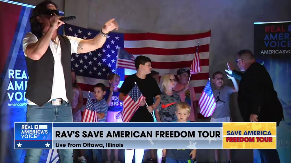 Save America Freedom Tour Ottawa Illinois Part 4