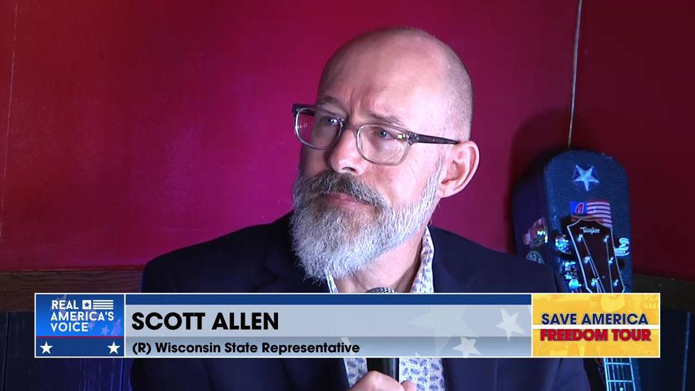 Scott Allen Wisconsin State Rep Joins Amanda Head