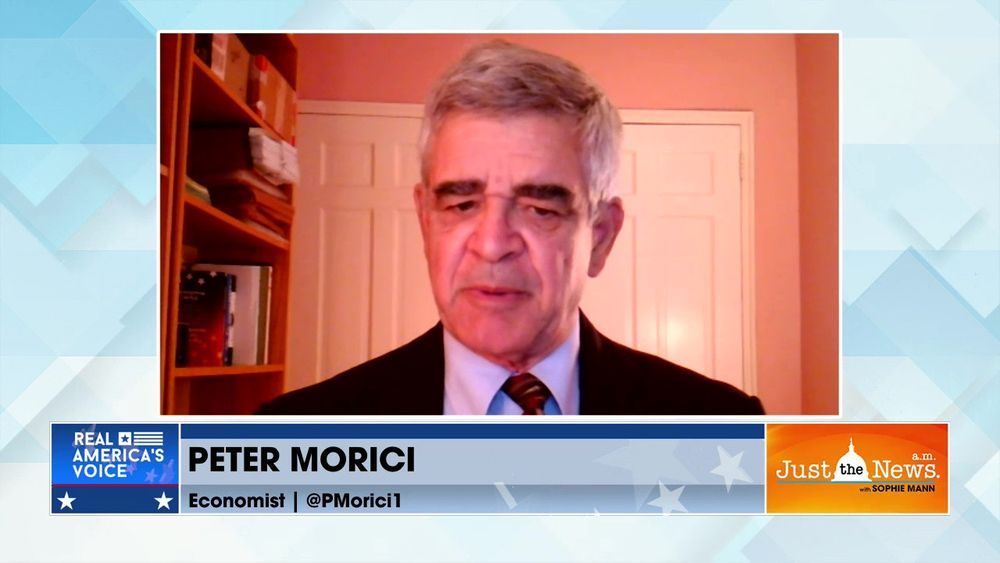 Peter Morici - As the 2022 election approaches, GOP hopefuls focus in on inflation as major issue