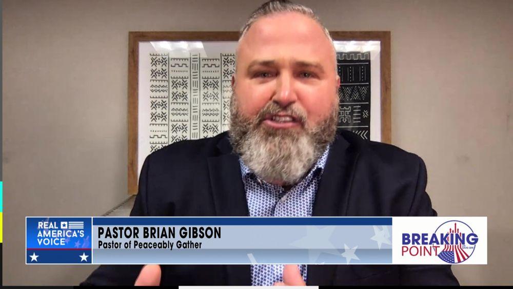 Pastor Brian Gibson June 10 2021